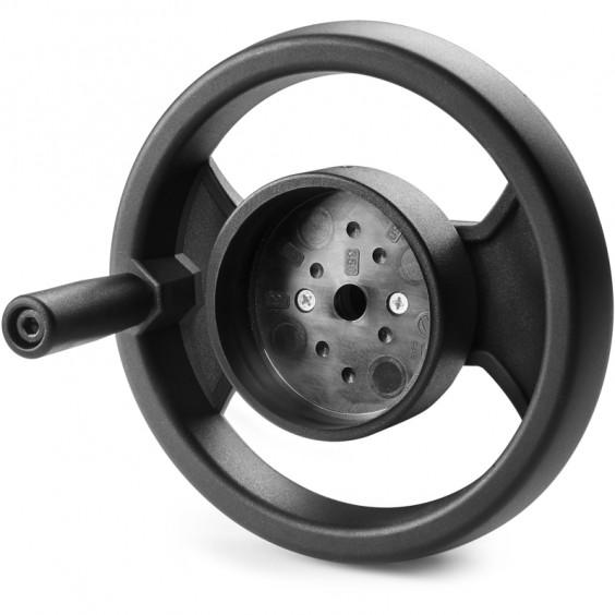 Маховики управления с индикатором K406 фото 1