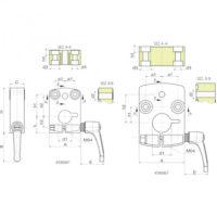 Маховики управления с индикатором K590 фото 2