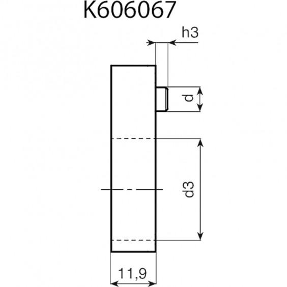Маховики управления с индикатором K620 фото 12