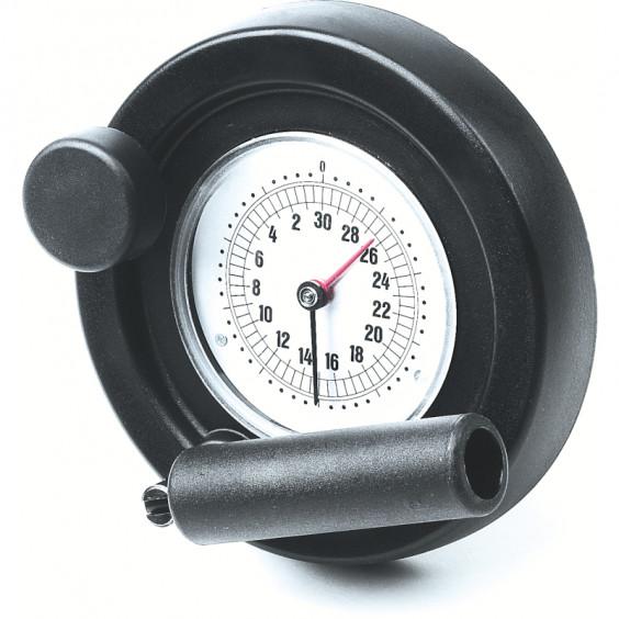 Маховики управления с индикатором K905 фото 1