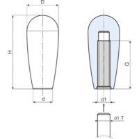 Рукоятки M135 фото 2