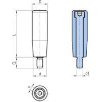 Рукоятки M151 фото 2