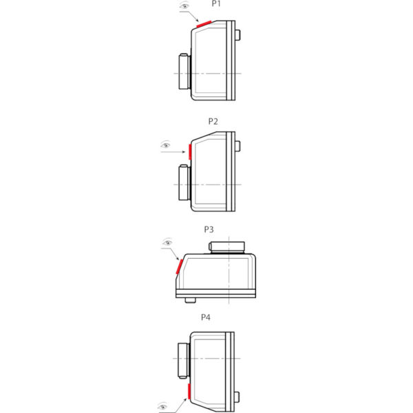 Маховики управления с индикатором K630 фото 5